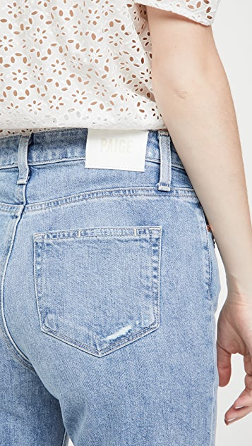 PAIGE High Rise Noella Jeans