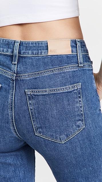 PAIGE Leenah with Jolene Pockets