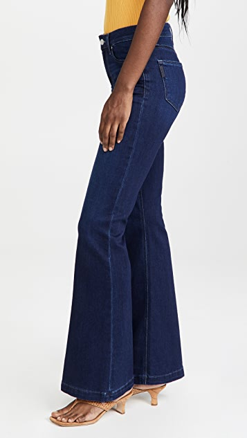 PAIGE Genevieve Flare Jeans