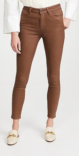 PAIGE - Hoxton Ankle Jeans