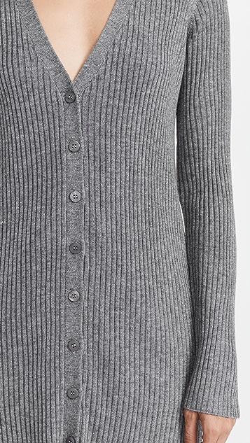 PAIGE Garnet 系扣衫