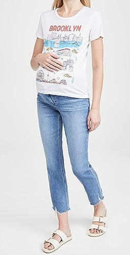 PAIGE - Cindy Maternity Jeans