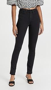 PAIGE Flaunt Denim Bombshell Skinny Jeans