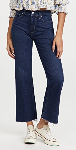 PAIGE - Leenah Ankle Jeans