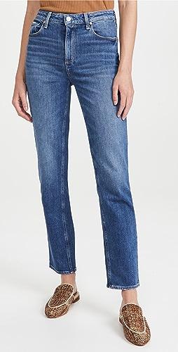 PAIGE - Stella Straight Jeans