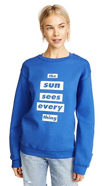 Paradised Sun Sees Sweatshirt