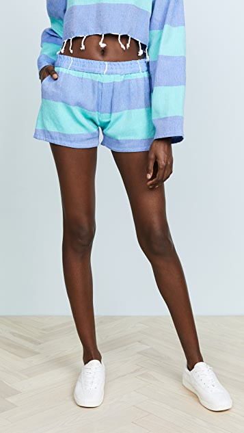 Paradised Surf Shorts