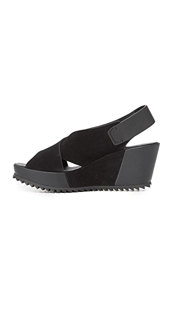 Pedro Garcia Freya Wedge Sandals