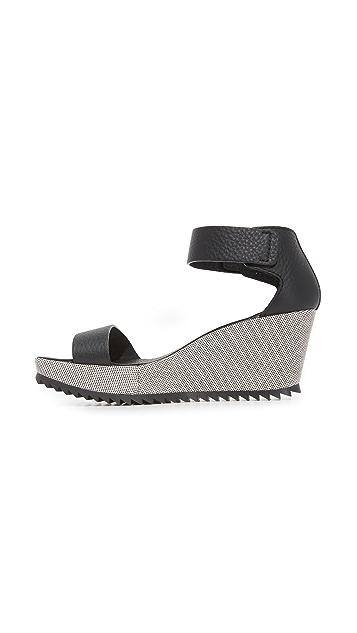 Pedro Garcia Fidelia Wedge Sandals