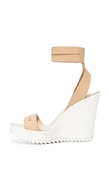 Pedro Garcia Vondra Wedge Sandals