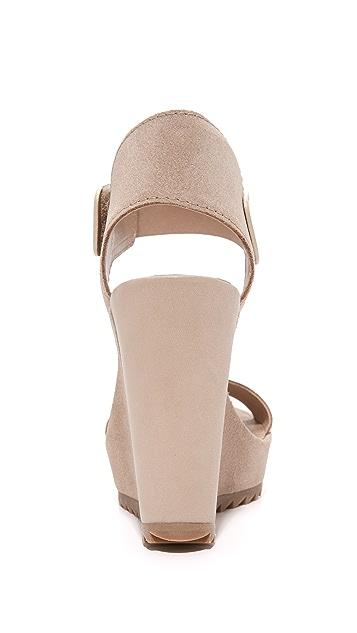 Pedro Garcia Vivien Wedge Sandals