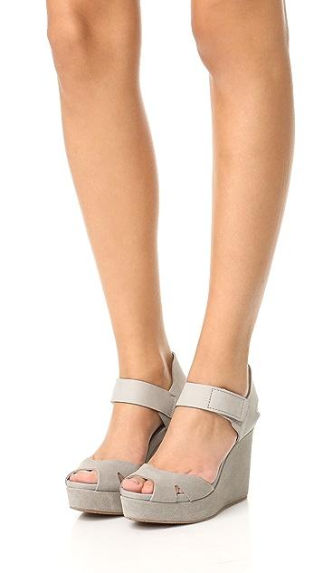 Pedro Garcia Malu Wedge Sandals