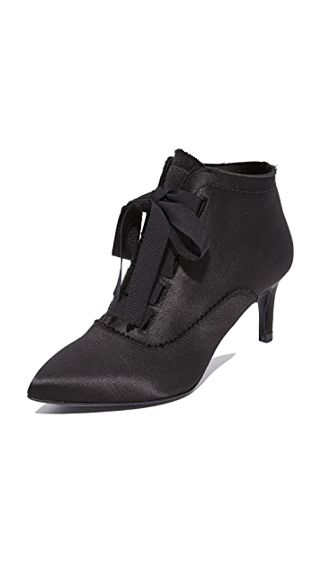 Pedro Garcia Eulalia Lace Up Booties