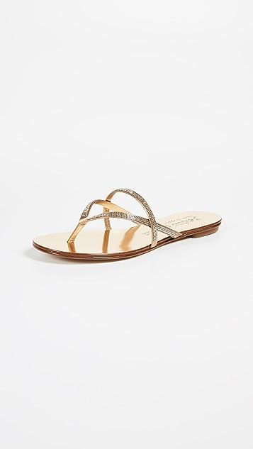 537e363480bb Pedro Garcia Sosie Thong Sandals