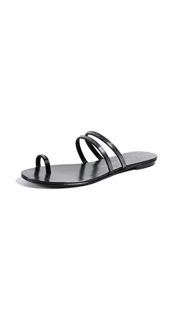 Pedro Garcia Sula Toe Ring Sandals