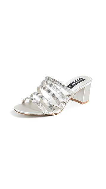 Pedro Garcia Xaki Multi Strap Sandals