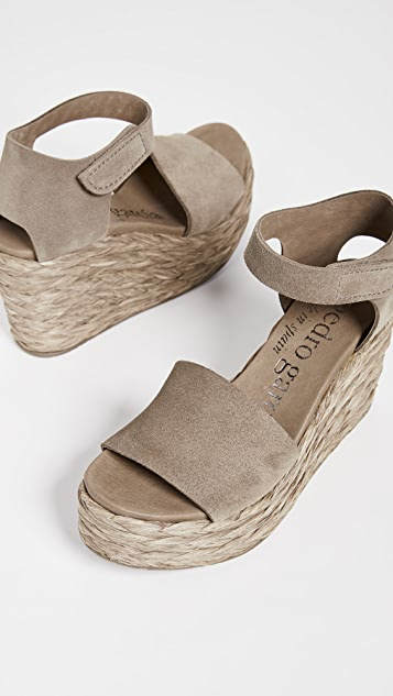 Pedro Garcia Dory Wedge Sandals