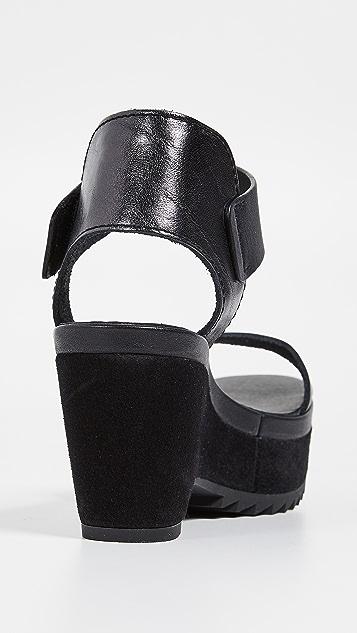 Pedro Garcia Franses Wedge Sandals