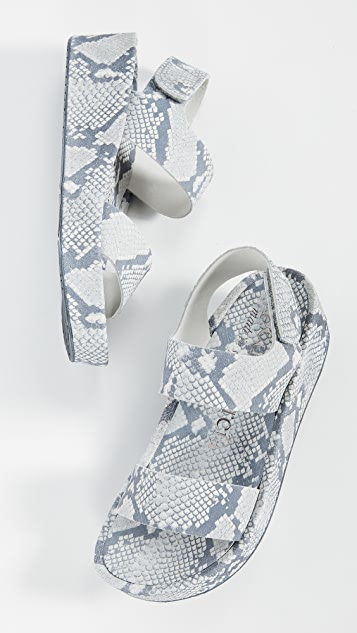 Pedro Garcia Lacey Sandals
