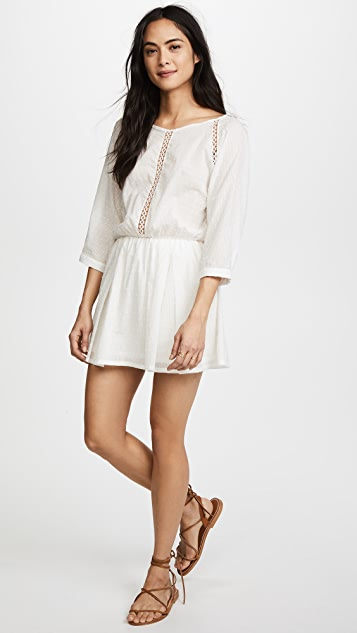 Peixoto Rose Beach Dress