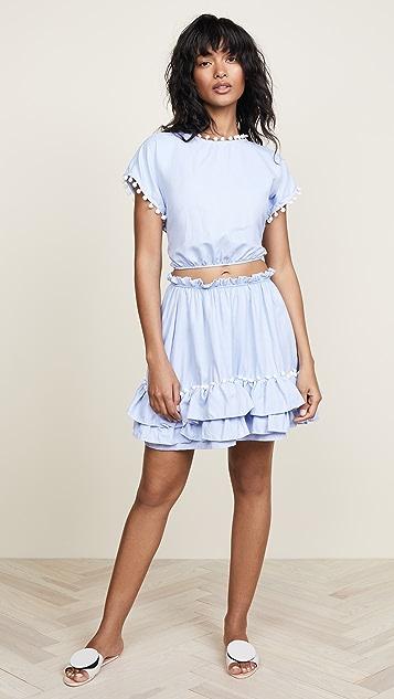 Peixoto Nissi Skirt