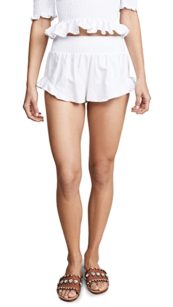Peixoto Jane Shorts