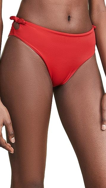 Peixoto Babes High Rise Bikini Bottoms