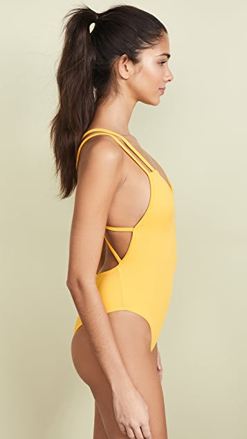 Peixoto Isla One Piece Swimsuit