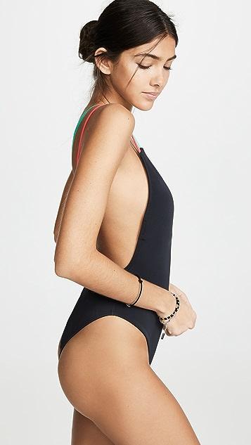 Peixoto Mila One Piece Swimsuit