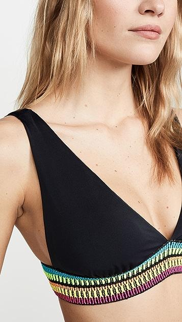 Peixoto Charlie Bikini Top