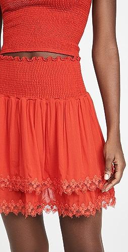 Peixoto - Belle 半身裙