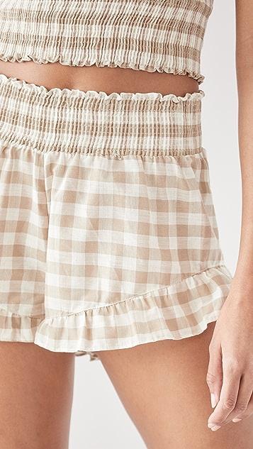 Peixoto Carly 短裤