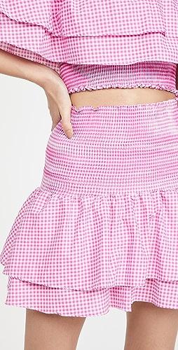 Peixoto - Scarlet Skirt