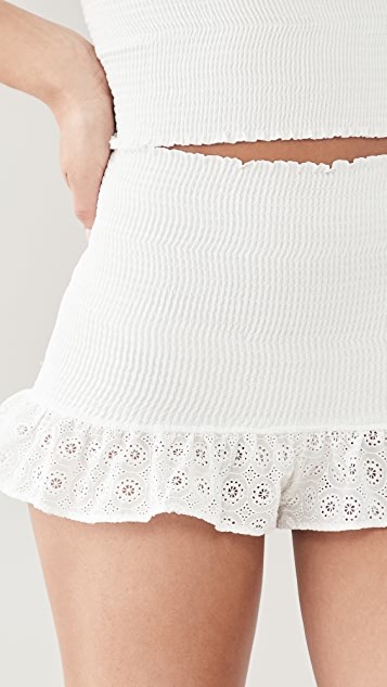 Peixoto Katya Shorts
