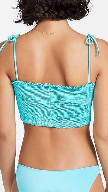 Peixoto Cleo Bikini Top