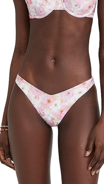 Peixoto Shelley Full Bikini Bottoms
