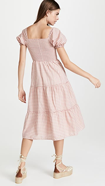 Peixoto Coco Midi Dress