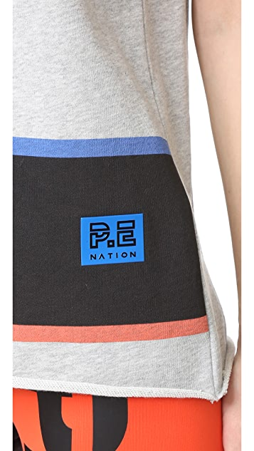 P.E NATION Five and Five Tank