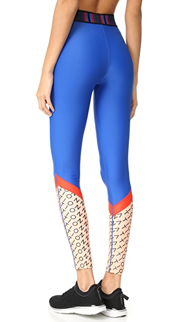 P.E NATION Rising Star Leggings