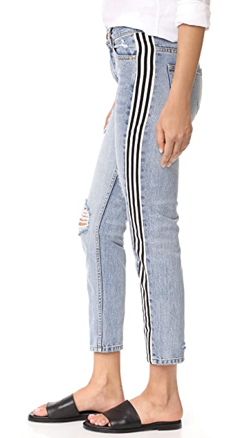 P.E NATION The Traction Jeans