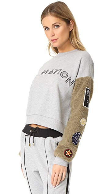 P.E NATION Box Out Sweatshirt