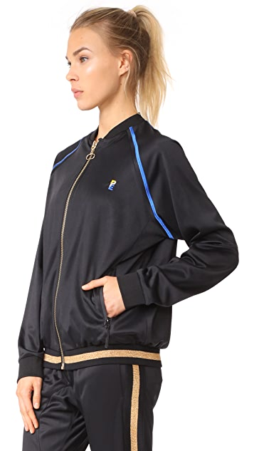 P.E NATION The 100M Dash Jacket