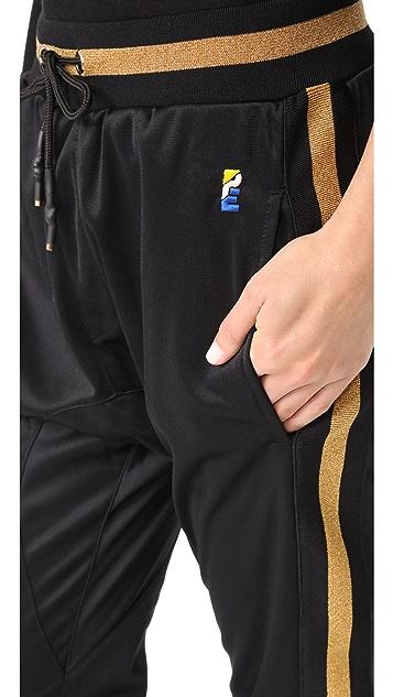 P.E NATION The 100M Dash Pants