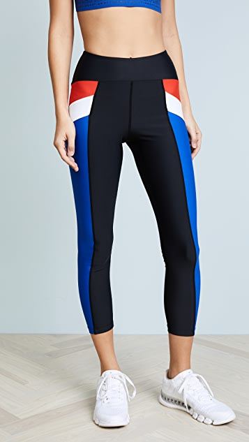 P.E NATION Time Out Leggings