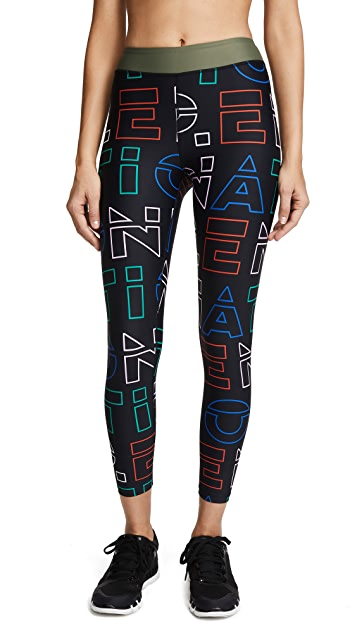 P.E NATION Across the Line Leggings