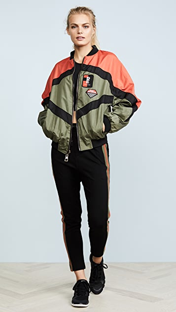 P.E NATION Power House Reversible Jacket