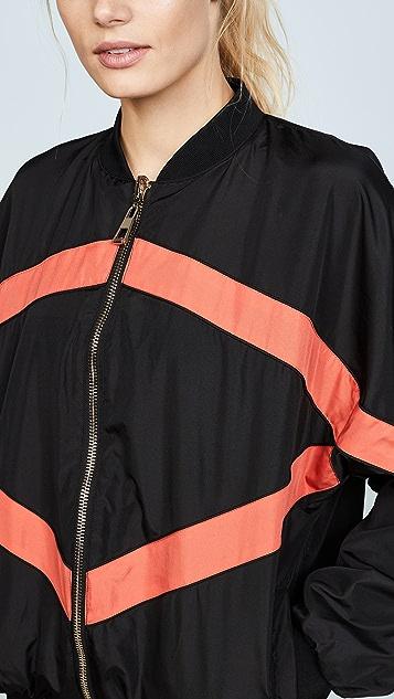 P.E NATION Power House Reversible Jacket