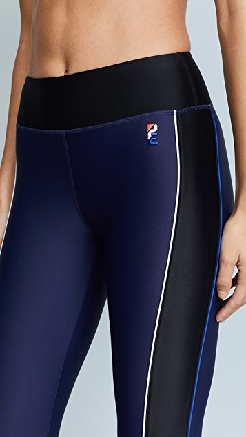 P.E NATION The Bowl Out Leggings