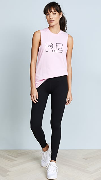 P.E NATION Relaxed Tank