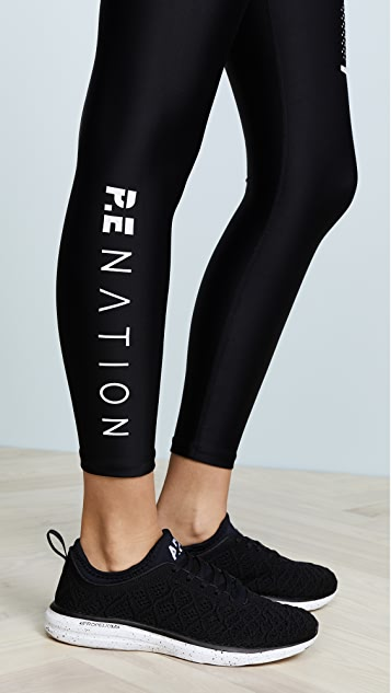 P.E NATION Contender Leggings